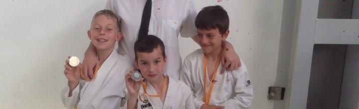 Tres participants del Ramón Castelltort, guanyen el Campionat de Catalunya de Tai-Jitsu.